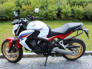 Fuhrpark - Motorrad Fahrschule 1plus, Honda VM650FA