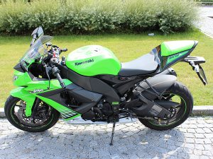 Fuhrpark - Motorrad Fahrschule 1plus, Kawasaki ZX10R